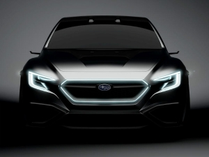 Subaru Viziv Performance Concept Teased Ahead Of Debut