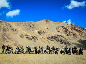 UM Motorcycles Conclude First Motorcycle Ride 'Hi-Land Quest' To Ladakh