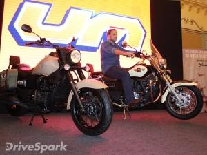 UM Renegade Commando Classic And Renegade Commando Mojave Launched In Bangalore