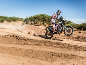 CS Santosh And Aravind KP Impress With Their Performance In The OiLibya Rally Of Morocco