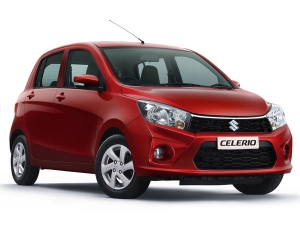 Maruti Celerio Facelift Launched In India; Prices Start At Rs 4.15 Lakh