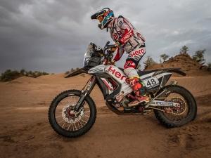 OiLibya Rally Of Morocco: CS Santosh And Aravind KP Stage 5 Updates