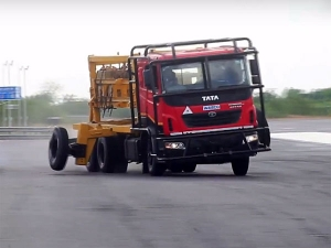Tata Motors Becomes First OEM To Introduce ESC In Medium And Heavy CVs