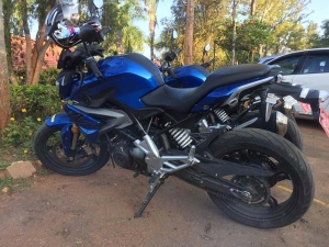 Spy Pics: BMW G 310 R Fully Revealed In India For The First Time