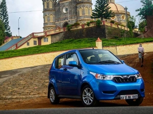 Mahindra Ties Up With Uber To Supply Electric Vehicles