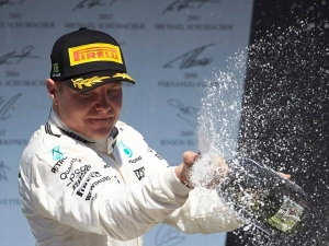 F1: Valtteri Bottas Wins Final Race Of The Season In Abu Dhabi