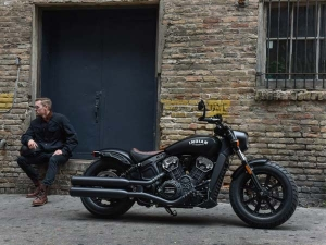 Indian Scout Bobber Launched In India For Rs 12.99 Lakh At IBW 2017