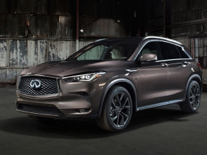 Infiniti QX50 Revealed With World's First Variable Compression Ratio Petrol Engine