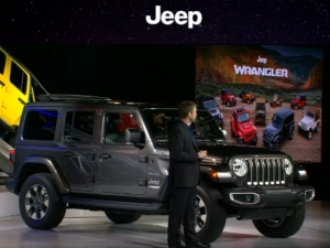 2017 Los Angeles Auto Show: Fourth-Gen Jeep Wrangler Revealed