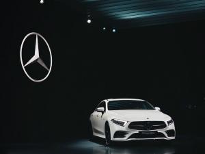 2017 Los Angeles Auto Show: 2018 Mercedes-Benz CLS Revealed