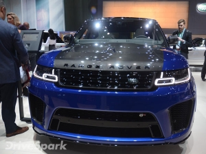 2017 Los Angeles Auto Show: New Range Rover Sport Revealed