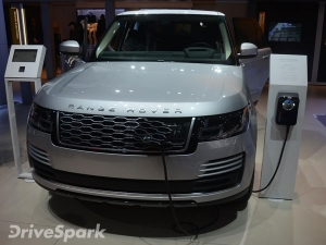 2017 Los Angeles Auto Show: Range Rover P400e Plug-In Hybrid Revealed