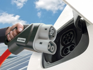 Shell To Work With Automakers On Electric Vehicle Charging
