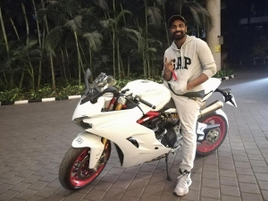 Choreographer Remo D'souza's New Ride Is A Brand New Ducati SuperSport S