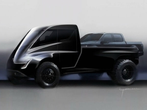 Elon Musk Confirms Tesla Pickup Truck — To Rival Ford F-150