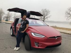 Actor Genelia D'Souza Gifts Tesla Model X Electric SUV To Husband Ritesh Deshmukh For His Birthday