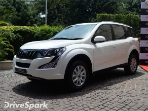 Spy Pics: Mahindra XUV500 Petrol Engine Revealed; India Launch Soon
