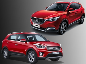MG Motors' Creta Rival Is Coming To India — Launch Details Revealed