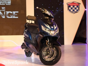 Okinawa Praise Electric Scooter Launched In India; Priced At Rs 59,889