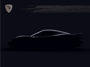 Rimac Electric Hypercar Teased — Will It Challenge The Tesla Roadster?