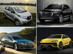 Upcoming Car Launches In January 2018 — Worth The Wait!