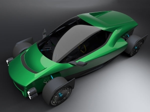The Xing Mobility Miss R — Potential Tesla Roadster Killer?