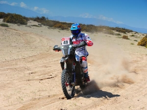 Dakar 2018: CS Santosh And Stage 10 Updates