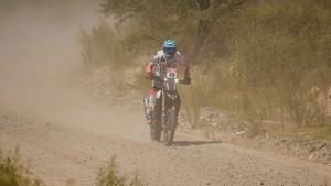 Dakar 2018: CS Santosh And Stage 13 Updates