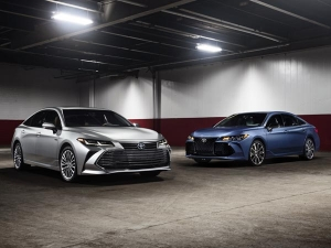 2018 Detroit Auto Show: New Toyota Avalon Revealed