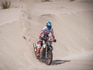 Dakar 2018 Stage 11 Updates: CS Santosh Gains Good Ground