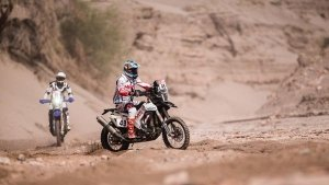 Dakar 2018: Stage 12 Cancelled For Bikes And Quads