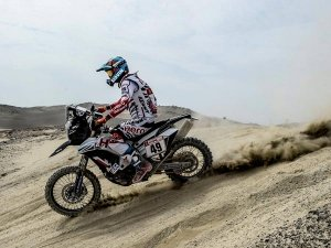 Dakar 2018: CS Santosh, Aravind KP And Stage 2 Updates