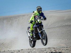 Dakar 2018 Stage 5 Updates: Aravind KP Crashes Out, CS Santosh Keeps It Steady
