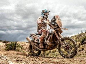 Dakar 2018: CS Santosh And Stage 7 Updates