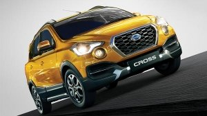 Datsun Cross Revealed — Most Feature-Rich Product From The Company