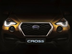 Datsun Cross Teased Ahead Of Indonesia Debut