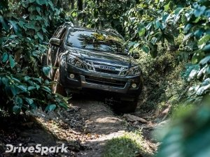Isuzu V-Cross Facelift India Launch Soon — Details Of The Changes Revealed
