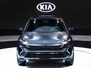 CES 2018: Kia Niro EV Concept Revealed