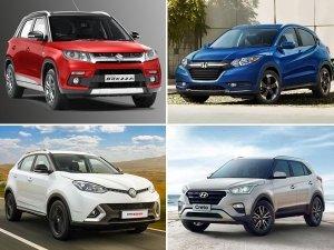 Top 10 Upcoming SUVs In India In 2018 — Maruti Brezza Petrol Included