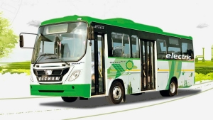 Eicher Introduces Skyline Pro Electric Bus In India