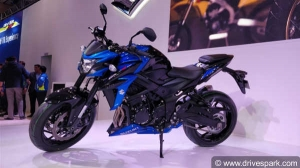 Auto Expo 2018: Suzuki GSX-S750 Unveiled - Expected Launch, Specifications, Features & Images