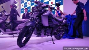 Auto Expo 2018: Suzuki Intruder 150 FI Unveiled - Specs, Features, Expected Launch Date & Price