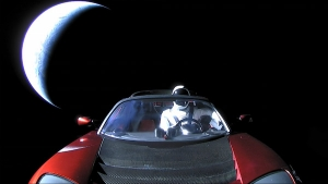 Tesla Roadster In Space — Track The Location And Speed Of The First Car In Space Here