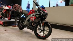 Aprilia Tuono 150 First Look Review - Good Looks, Great Performance And Sporty Handling