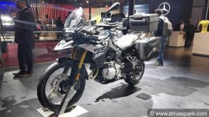 Auto Expo 2018: BMW F 750 GS And F 850 GS Launched In India; Prices Start At Rs 12.2 Lakh