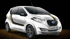 Datsun redi-GO Diamond Edition To Be Launched In India