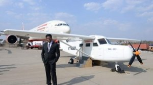 Pilot Builds Aircraft On His Terrace; Signs Rs 35,000 Crore MoU With The Maharashtra Government