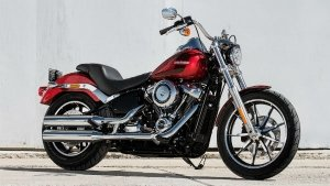 Harley-Davidson Launches Low Rider, Deluxe And Fat Boy 114 In India