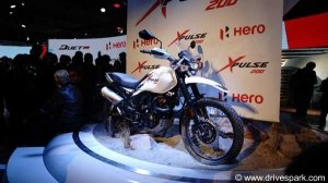 Auto Expo 2018: Hero XPulse Unveiled - Expected Launch Date, Price, Specifications & Images