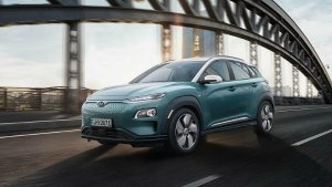 Hyundai Kona Electric SUV Revealed Ahead Of Geneva Debut; Specifications, Features & Images
